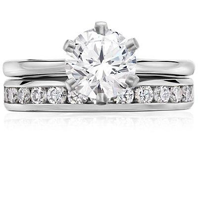 Bague diamants sertis barrette en platine