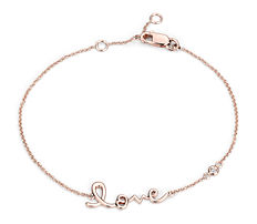 Love Bracelet in 14k Rose Gold