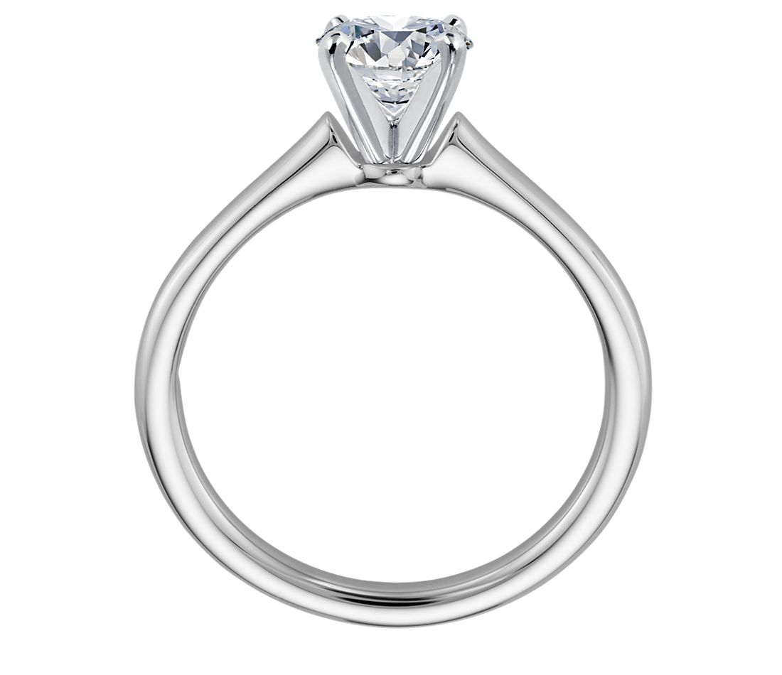 blue nile ring size guide