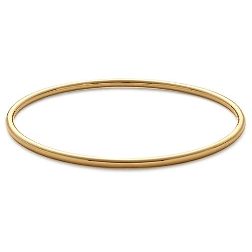 in gold oval yellow round bangles bangle bracelet sapphire and diamond image