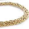 Byzantine Necklace in 14k Yellow Gold - 20