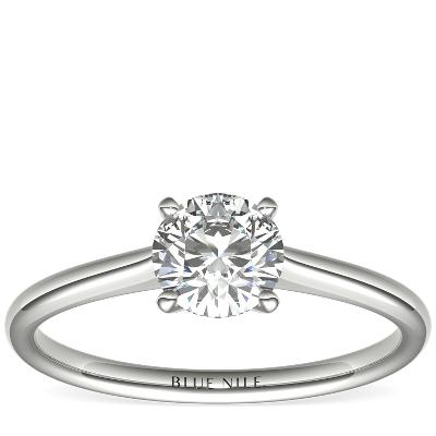 bague diamant solitaire 4 carats