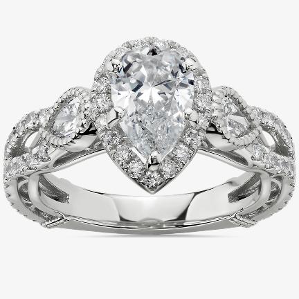 Designer Engagement Ring