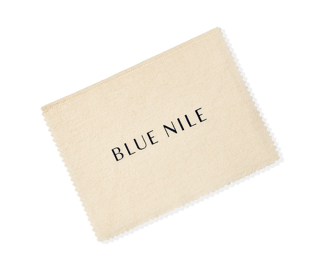 Blue Nile Jewellery Polishing Cloth
