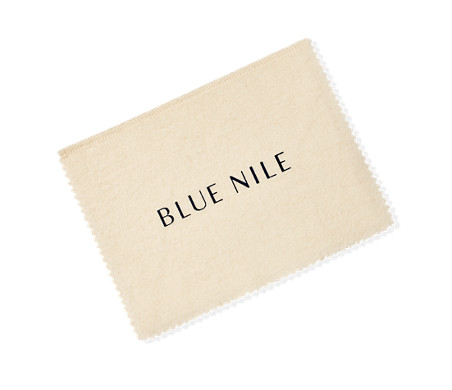 Blue Nile 珠寶拋光布