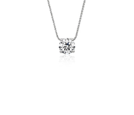 diamond platinum the products three hamond graduated necklace w stone