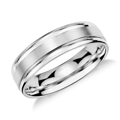 Mens Wedding Rings Classic Wedding Bands Blue Nile