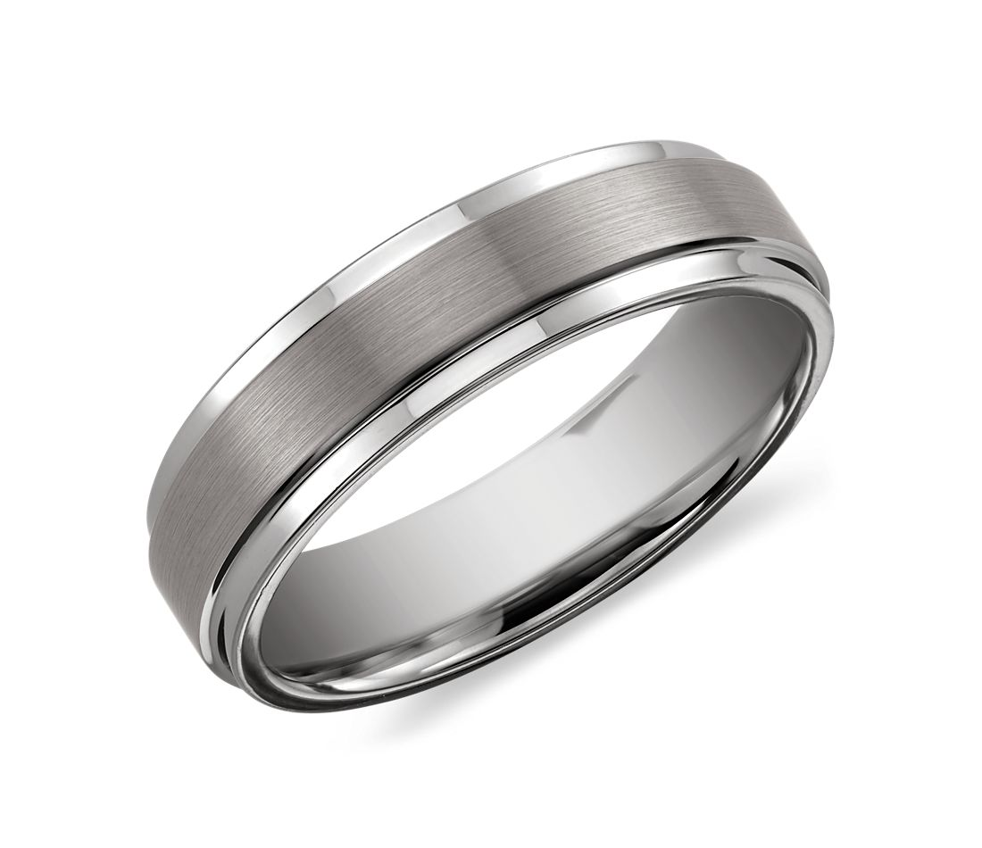 need help - Tungsten Carbide Wedding Rings