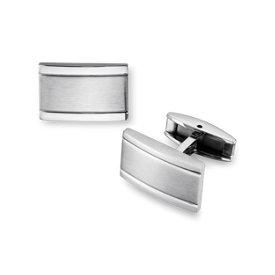 不鏽鋼刷亮和拋光袖口鏈扣