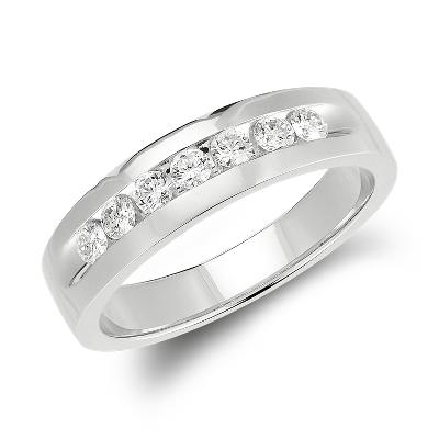 Mens Diamond Wedding Rings Blue Nile