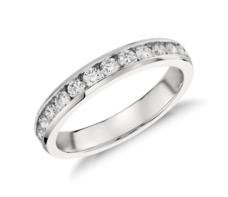 with engagement diamond semi round channel diamonds bezel set ring accent xlarge rings