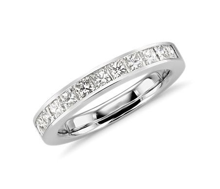 white ring channel gold halo rings engagement milgrain pave set diamond gabriel and