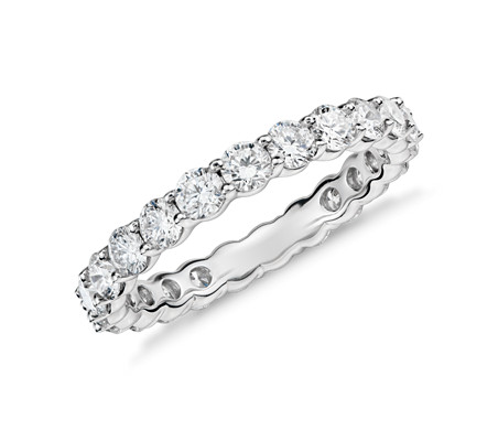 cut en zm carat ct platinum tw ring diamond bands jared princess mv band jar anniversary jaredstore