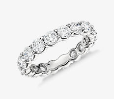 Classic Diamond Eternity Ring in Platinum (2 3/4 ct. tw)