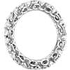 Colin Cowie Classic Diamond Eternity Ring in Platinum (2 ct. tw.)