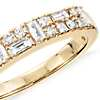 Colin Cowie Dot Dash Ring in 14k Yellow Gold (3/5 ct. tw.)
