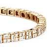 Colin Cowie Dot Dash Tennis Bracelet in 14k Yellow Gold