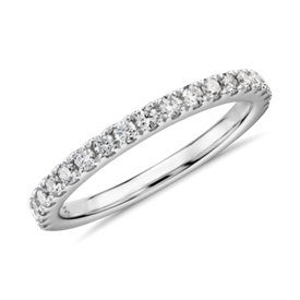 Colin Cowie Pavé Diamond Ring in Platinum (1/3 ct. tw.)