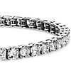 Cushion Diamond Tennis Bracelet in Platinum (9.50 ct. tw.)