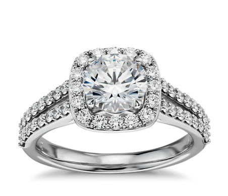 shank white in t rings cut w gold princess tw diamond p v princesscut split ring engagement ct