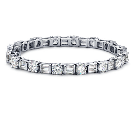 diamond bridget aerial baguette products ashley silver includes grande diamonds bracelet