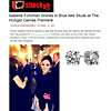 Shockya - Aretes de diamante como usó Isabelle Fuhrman