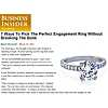 Conseils d'acheteur 7 façons de choisir une bague de fiançailles