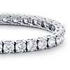 Diamond Eternity Bracelet in Platinum (12 ct. tw.)