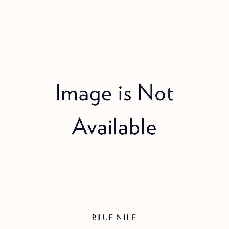 Diamond Eternity Hoop Earrings in 18k White Gold (1 ct. tw.)- G/S
