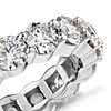 Blue Nile Signature Diamond Eternity Ring in Platinum (5 ct. tw.)
