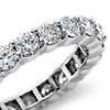 Blue Nile Signature Diamond Eternity Ring in Platinum (3 ct. tw.)