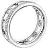 Gala Diamond Eternity Ring in 18k White Gold (1.4 ct. tw.)