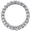 上丁方形鑽石永恆鉑金戒指( 2 克拉總重量)