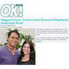 OK Magazine! - 'Biggest Loser' Lovers Sam Poueu & Stephanie Anderson Wed