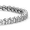 Diamond Garland Tennis Bracelet in 18k White Gold (3.5 ct. tw.)