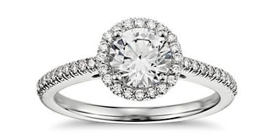 halo - Wedding Ring Styles