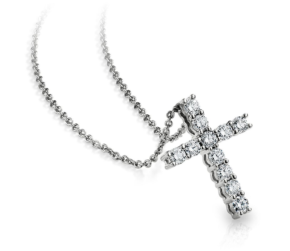 1 2 carat diamond necklace