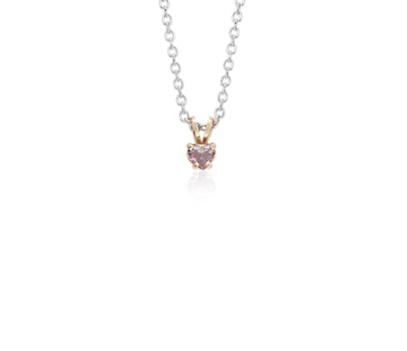 varachha road pink surat diamond id at rs necklace piece proddetail