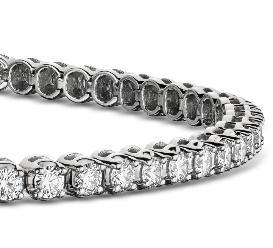 Premier Diamond Tennis Bracelet in Platinum (3 ct. tw.)
