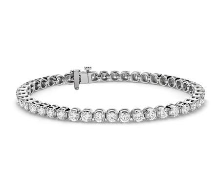 Premier Diamond Tennis Bracelet in Platinum (7 ct. tw.)