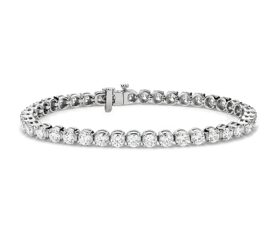 Premier Diamond Tennis Bracelet in Platinum (8 ct. tw.)