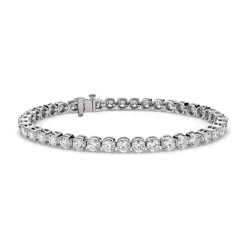 Premier Diamond Tennis Bracelet in Platinum (10 ct. tw.)