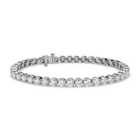 Premier Diamond Tennis Bracelet in Platinum (10 ct. tw.)