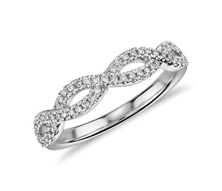 ring on hearts band wedding bands fire diamond stone