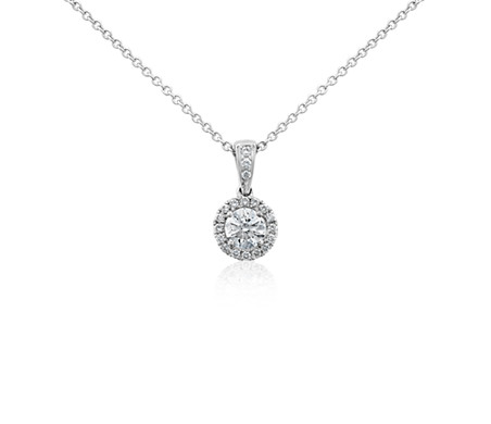 loading necklace all gold in image white itm solitaire is diamond jewelry set colorless pendant