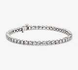 Nouveau Diamond Tennis Bracelet