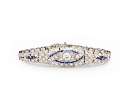 category diamond product deco buy vintage and jewellery antique cabochon art sapphire bracelet