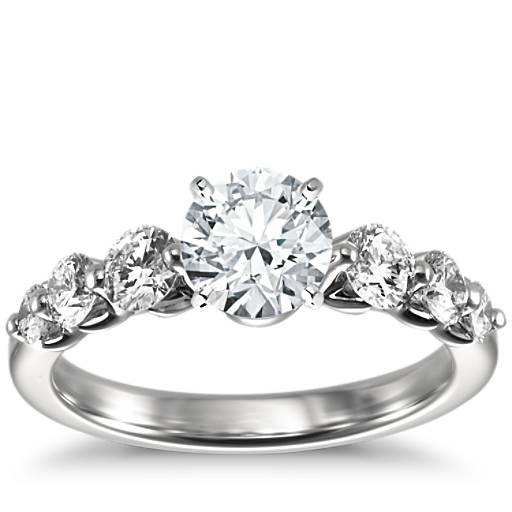 Diamond Solitaire Engagement Ring Settings