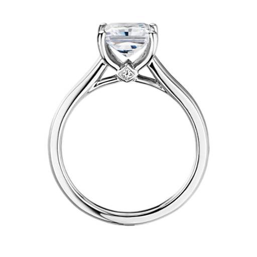 The Gallery Collection™ Flat Solitaire Diamond Engagement Ring