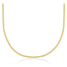 Cable Chain in 18k Yellow Gold